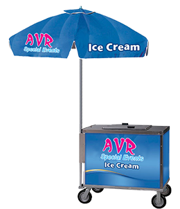 Ice Cream Cart Rental Service Toronto